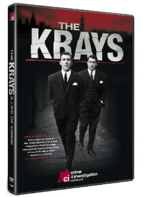 Fred Dinenage i bracia Kray  / The Krays by Fred Dinenage (2012) PL.DVBRip.XviD / Lektor PL