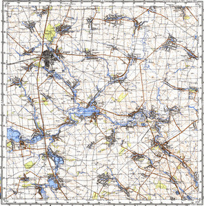Map 100k--m36-097--(1989)