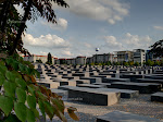 Denkmal f. d. ermordeten Juden in Europa