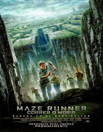 Latino Maze Runner Correr o Morir (2014) [CAMRip/Español Latino]