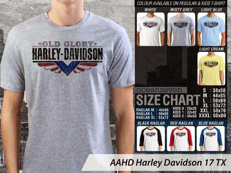 jual kaos harley davidson Motor 17