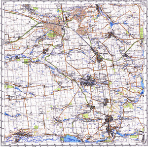 Map 100k--m37-135--(1987)