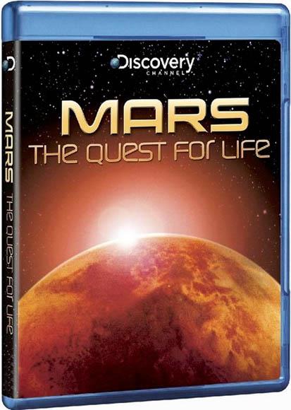 Mars W poszukiwaniu �ycia / Mars The Quest for Life (2008) PL.TVRip.XviD / Lektor PL