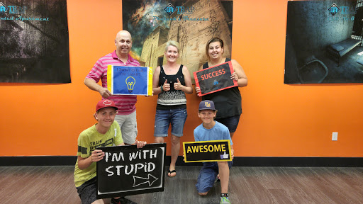InTrap Escape room, 10355 Whyte Avenue, Edmonton, AB T6E 1Z9, Canada, Amusement Center, state Alberta