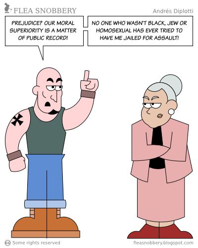 Prejudiced