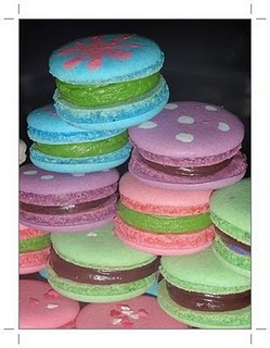 Macaroons In The House !!!!