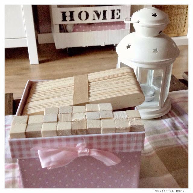 Tukiapple Home Diy Posavasos Con Forma De Palets - Manualidades-palets