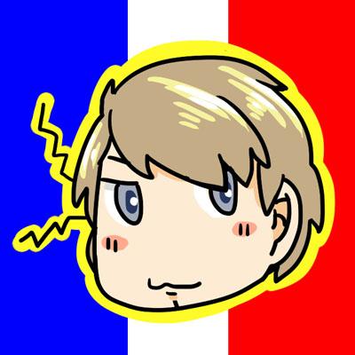 Шарль Пик в стиле комикса сезона 2012