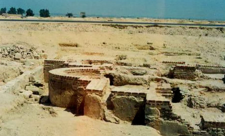 More Stuff: Armed gang invades Egyptian archaeological site