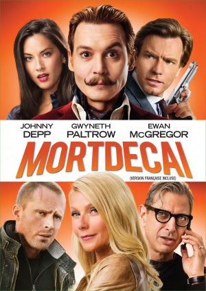 Mortdecai - A Arte da Trapaça - Full HD 1080p
