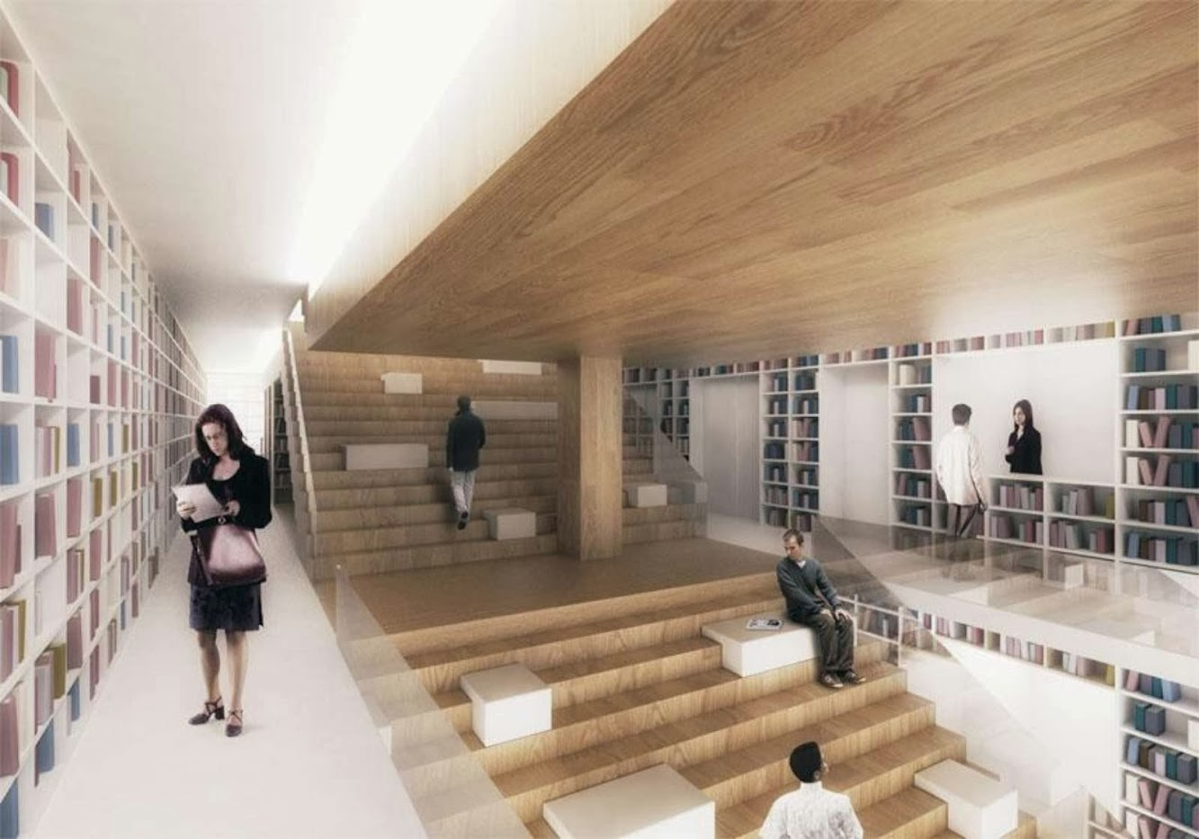 Usp Library Competition by And RÉ
