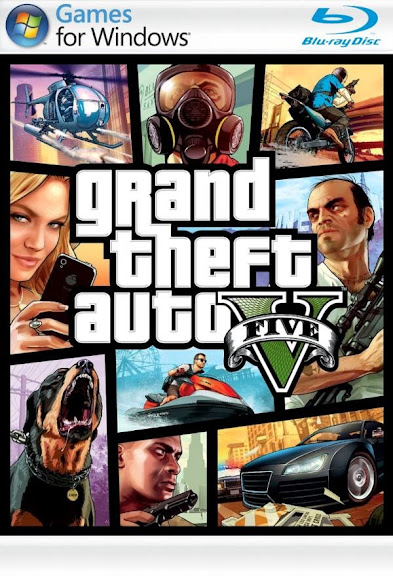 Game PC Grand Theft Auto V