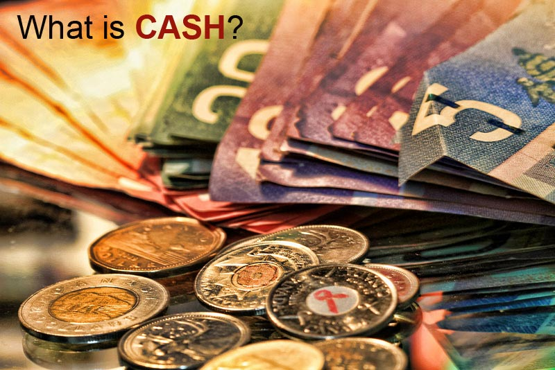 what is cash meaning definition