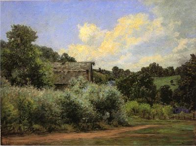 J. Ottis Adams - The Grist Mill