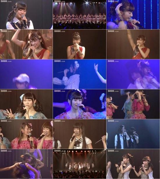 "(LIVE)(公演) NMB48 チームBII ""逆上がり"" 公演 141130 & 141202"