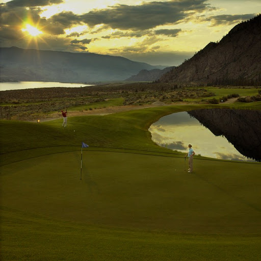 Sonora Dunes Golf Course, 1300 Rancher Creek Rd, Osoyoos, BC V0H 1V6, Canada, Golf Club, state British Columbia