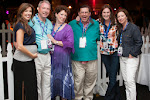 Celebrity Guest Monica Palumbo, Charlie Rivenbark