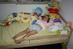 Dobrze, że śpię sama ;-)