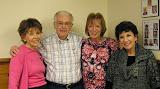 Oct. 16: Evelyn Survis, Tony Fucello, Carole Chopin, Barbara Starer