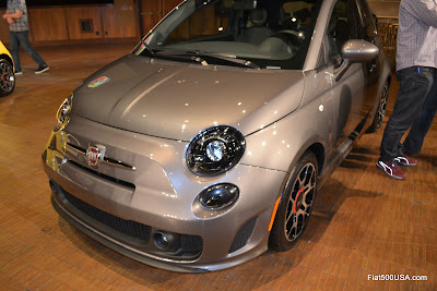 Fiat 500T first images?