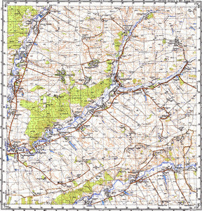 Map 100k--m37-051--(1989)