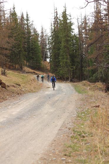 Велопоход Кату-ярык