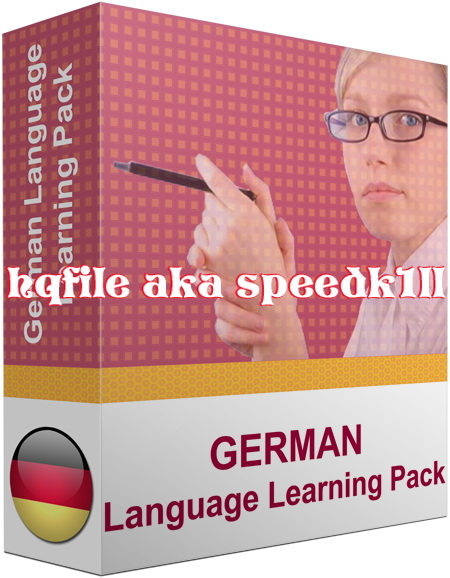 German Language Learning Pack