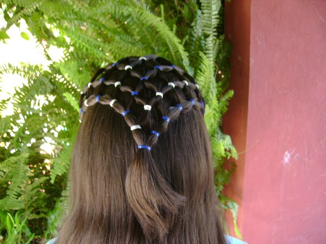 Peinados Faciles Para Ninas Con Ligas Pelo Corto