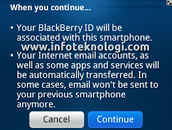 Blackberry Social Platform