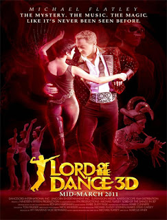 Lord of the dance in 3D (2011) online y gratis