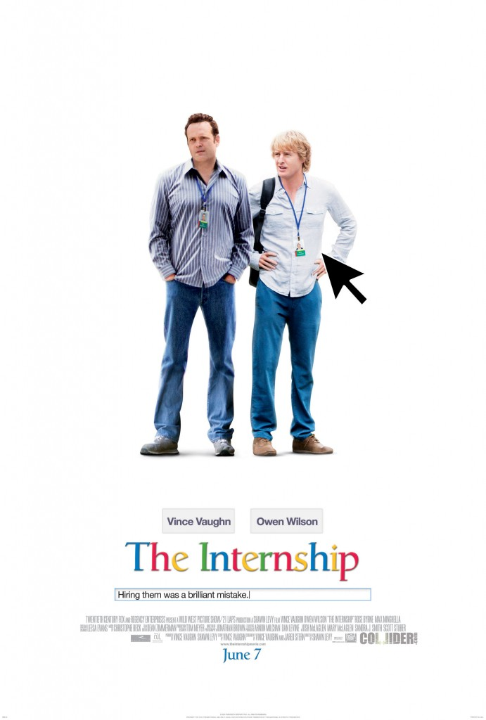 The Internship Official Movie Trailer