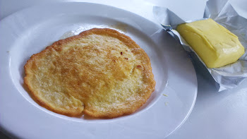 Keto low carb pizza base or bread batter pancake mix for Low carb fish batter