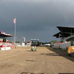 looks like rain before the show