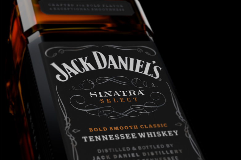 Frank Sinatra Select by Jack Daniel's Tennessee Whiskey