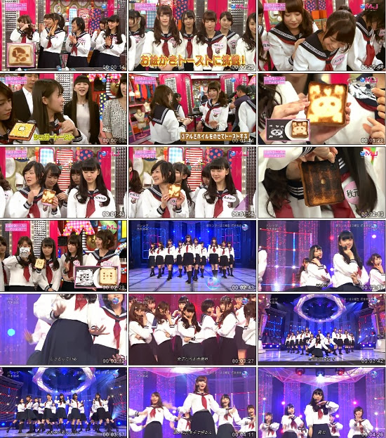 Nogizaka46 part – MUSIC JAPAN 131128