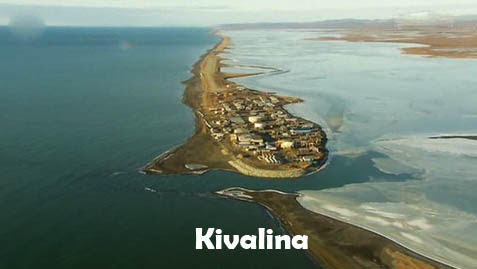 Kivalina. Znikaj±ca wioska / Kivalina (2009) PL.TVRip.XviD / Lektor PL