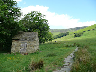 Path from Edale