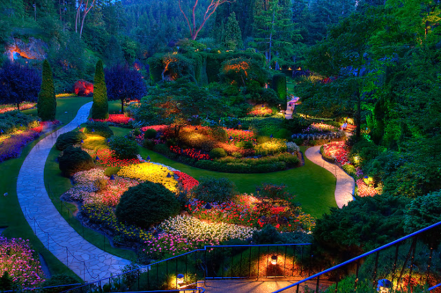 Colorful Butchart Garden | Victoria, Canada Seen On www.coolpicturegallery.us
