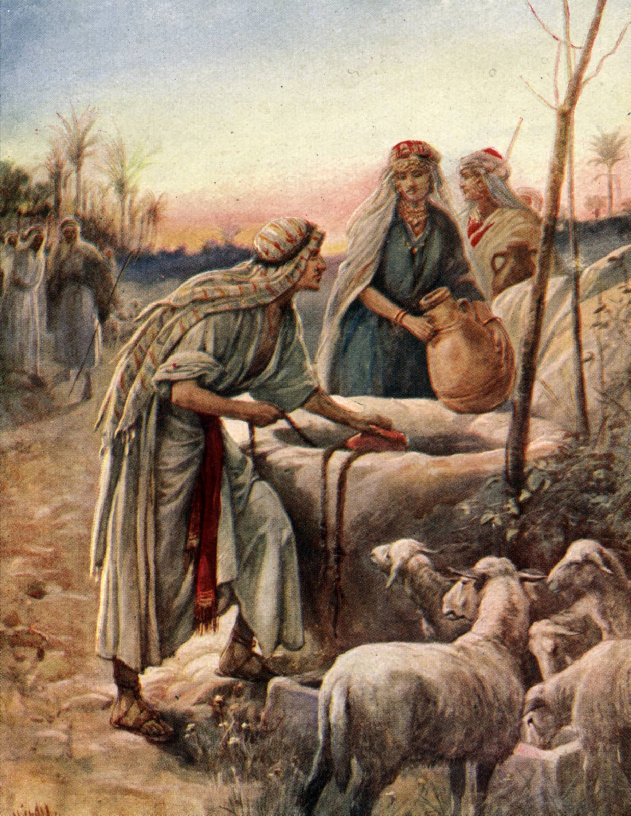 Moses - Free Bible images: Find a story Moses story with pictures