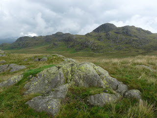 Harter Fell from Kepple Crag.