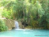 Bright Blue Pond
