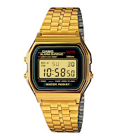 Casio Standard : A-159WGEA