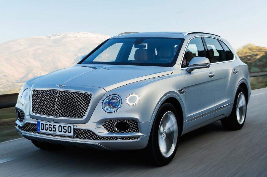 2016 Bentley Bentayga review Car Price Concept