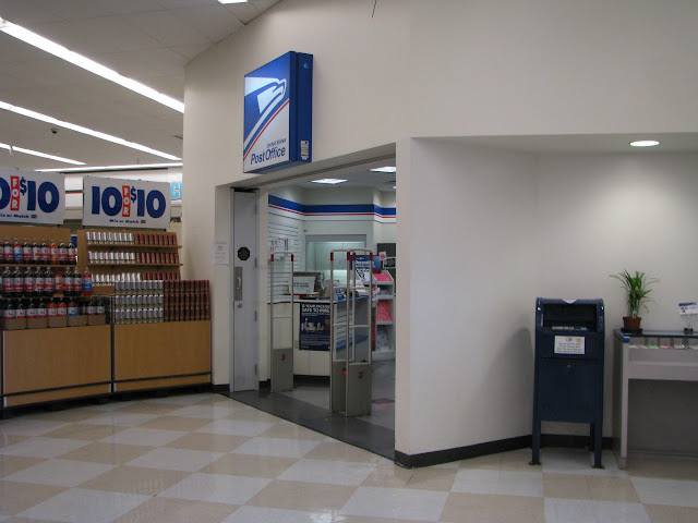 Post Office Express: Henderson