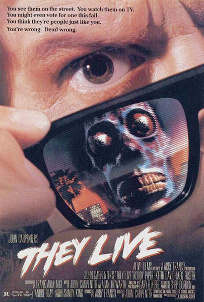 Watch THIS Instantly: They Live