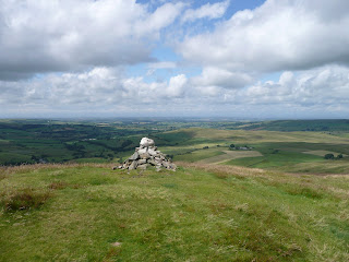 Longlands Fell Summit