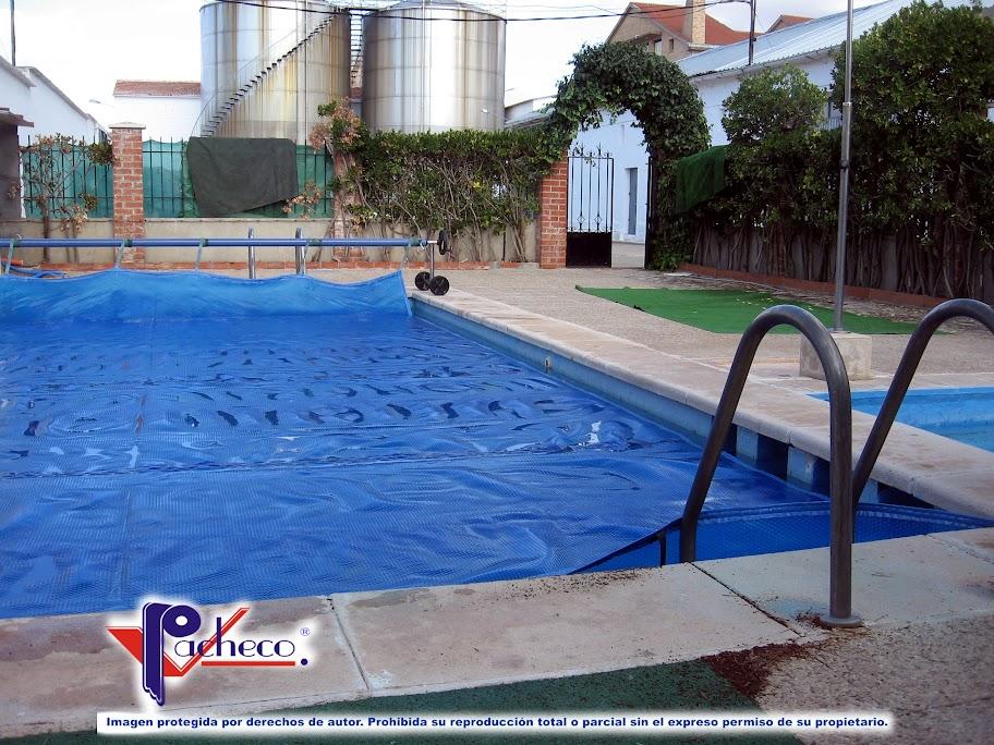 Venta cobertores para piscinas en crevillente alicante for Precio cobertor piscina