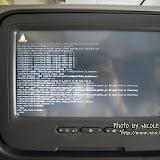 整個航程沒事可做,因為飛機上的娛樂系統一直在重啟。原來背後是 Linux 系統。