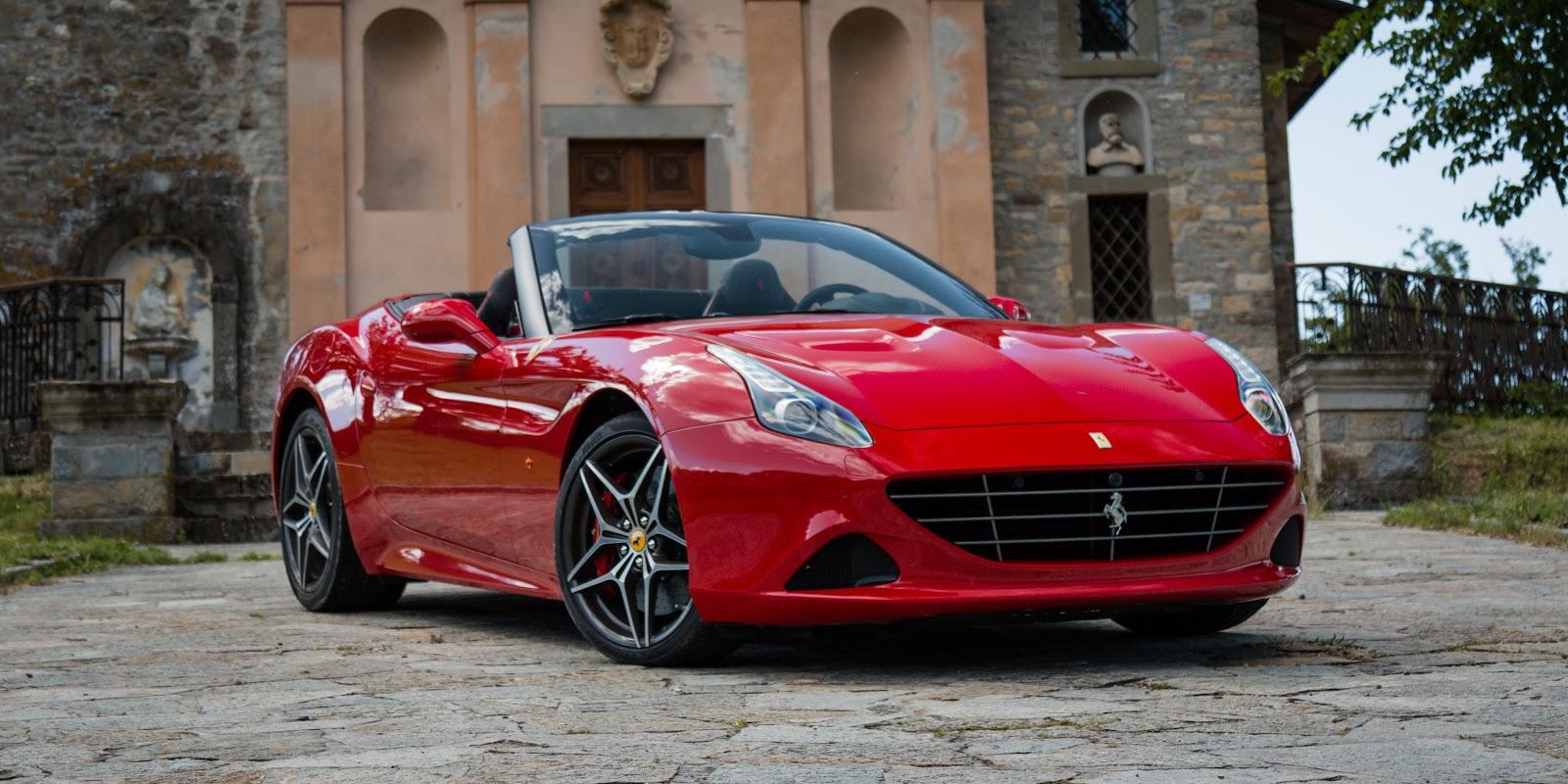 Ferrari California T có ngoại hình tiệm cận siêu xe, chứ chưa hẳn là siêu xe