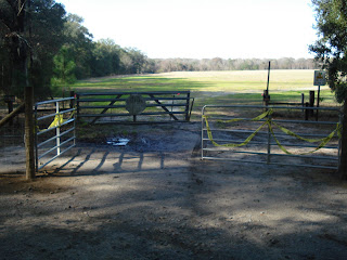 Controlled site access is a requirement for landfills.